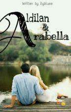 Aldilan & Arabella by ilybluee