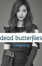 dead butterflies ; mingyu x tzuyu x yugyeom by twicebong