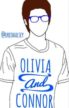 Olivia & Connor by oreohalsey