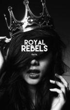 Royal Rebels by glitchezzz