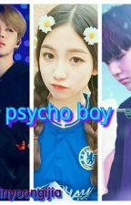 psycho boy! 🔫 by minyoongijia