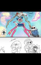 Ask/Dare the Sans AU's by readingin123