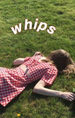 whips;5sos by hoodskidz