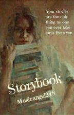 Storybook {Regulus A. Black} by Musicangel248