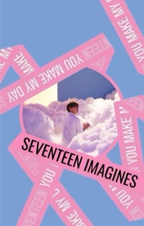 seventeen imagines by seungcheolsdimples