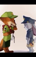 Prey and predator (Nick x Judy) by X_Kyle_The_Jew_X