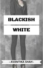Blackish White by talialupas