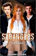 Strangers #2 | Harry Styles by inharrystown