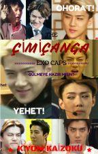 THE ÇİMİÇANGA EXO CAPS by KiyomiKaizoku
