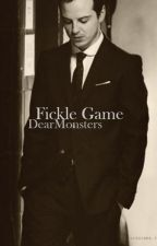 Fickle Game || Jim Moriarty by DearMonsters