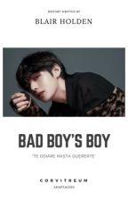 Bad Boy's Boy | KookV  [ 1 ] by CorVitreum