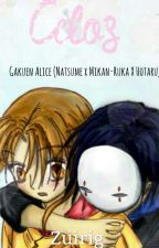 Celos-Gakuen Alice (Natsume x Mikan-Ruka X Hotaru) by Zuirig