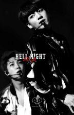 ليلةُ الجَحِيم | HELL NIGHT. by ujinovels