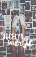 Jocelyn Mertle ※ benny rodriguez by -oldgazebos