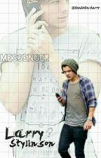 Unknown / Messenger # Larry Stylinson by Anabella-harry
