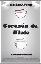 GoldenxFoxy - Corazón de Hielo by Thomarie-Jennifer