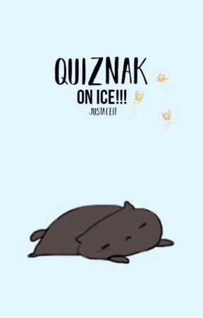 quiznak on ice!!! ; klance figure skating au by hvuckie