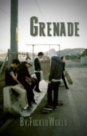 Grenade by WftArmy