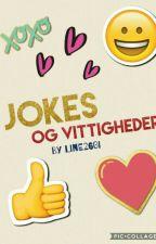 Jokes & Vittigheder by Line260i
