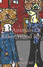 Animals of Baker wood roleplay (based off Sherlock Holmes) by russetfox12345