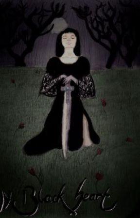My Black Heart by bexlovescandy