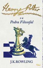 Lendo Harry Potter e a Pedra Filosofal (Hiatos) by Mayramayra1337