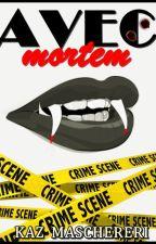 AVEC MORTEM - A história de um detetive by Maschereri