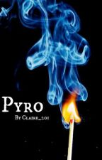 Pyro (Spencer Reid) by Claire_201