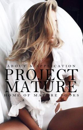 Project Mature | About & Application by ProjectMature