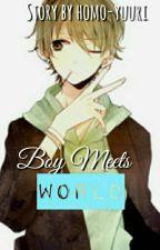 Boy Meets World (Yuri on ice Story-Book 3) [COMPLETE] by keith-kogayne