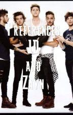 Preferences da One Direction and Zayn Malik by _-Jessy-_