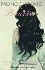 Monochrome Princess by Hollieboo19cupcake