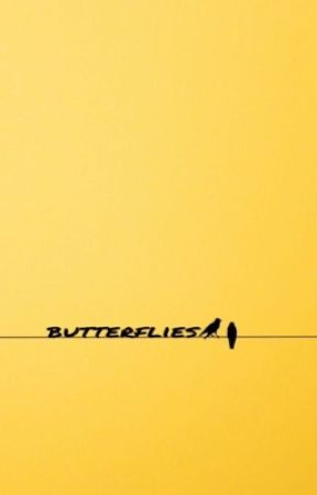 butterflies by introspectivelarry