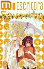 Mi escritora favorita «Gochi» by SonHiro_San