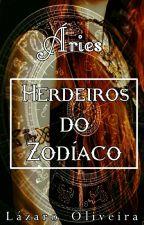 Herdeiros do Zodíaco- Áries by LzaroOliveira