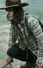The Walking Dead || Carl Grimes by LiarPurpurina