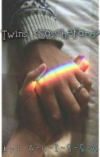 Twins; Saschefano by A-L-I-S-S-A