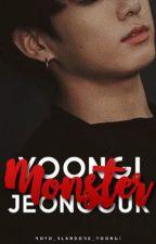Monster ↣YoonKook by Hoyo_BlancoDe_YoonGi