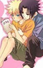 Sasuke x Naruto  by saige_0330