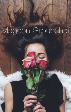 •Magcon groupchat• #Shines2017 by brokencrayon7