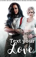 Text your love <Jerrie> by LittleMuffinn