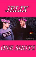 Jelix One Shots ♡  by zanysbooks