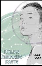 ♒ ((aqυarιυѕ facтѕ)) ♒ ━ ITALIANO by onthetopofmars