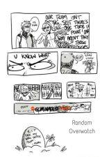 Random Overwatch by FlameofPhoenix06