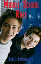 Middle School Rafe by RafeKhatchadorian