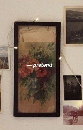 pretend // taehyung by paperchanyeol