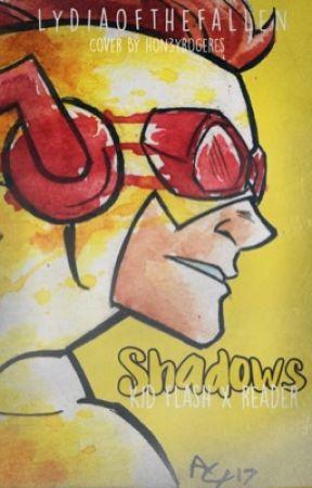 Shadows ⚡️ Kid Flash X Reader by lydiaofthefallen