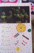 TMNT Shipping Book! by LeonardoLover1106