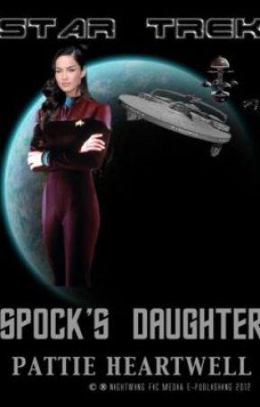 Spock's Daughter by trekkiegeek
