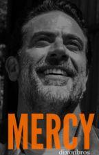 mercy. (negan) twd by dixonbros